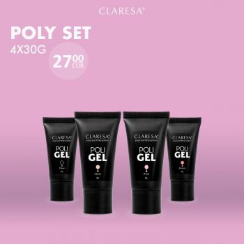 POLY GÉL SET 4x 30g