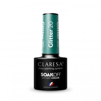 CLARESA GLITTER 20 5ml